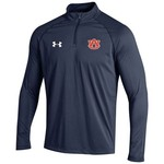 Under Armour™ Men's Auburn University Stripe Knit 1/4 Zip Fleece