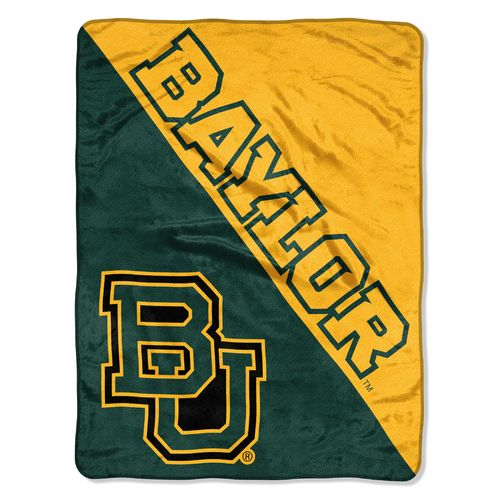 The Northwest Company Baylor University Halftone Micro Raschel Throw