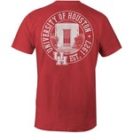 Image One Men's University of Houston Comfort Color T-shirt - view number 1