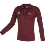 Drake Waterfowl Men's Texas A&M University BreathLite 1/4 Zip Pullover - view number 2