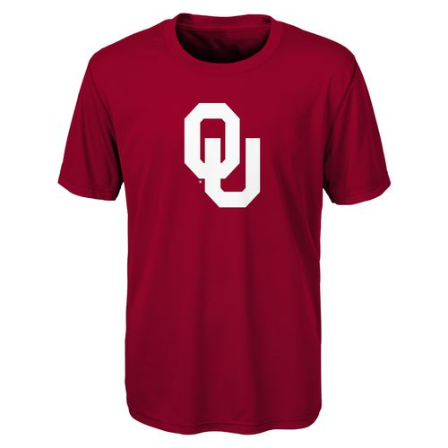 Gen2 Boys' University of Oklahoma Logo Performance T-shirt