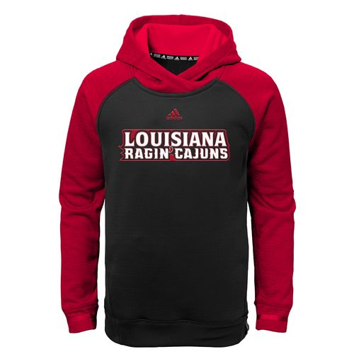 adidas™ Boys' University of Louisiana at Lafayette climawarm™ Modern Varsity Player Ho