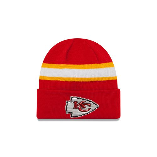 New Era Men's Kansas City Chiefs Color Rush Knit Cap