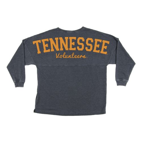 Chicka-d Women's University of Tennessee French Terry Varsity Jersey