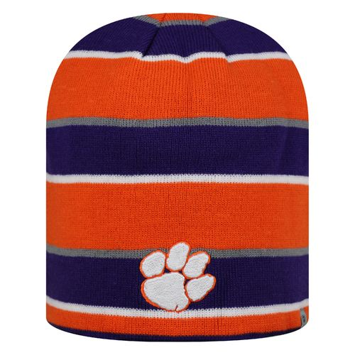 Top of the World Men's Clemson University Disguise Reversible Knit Cap