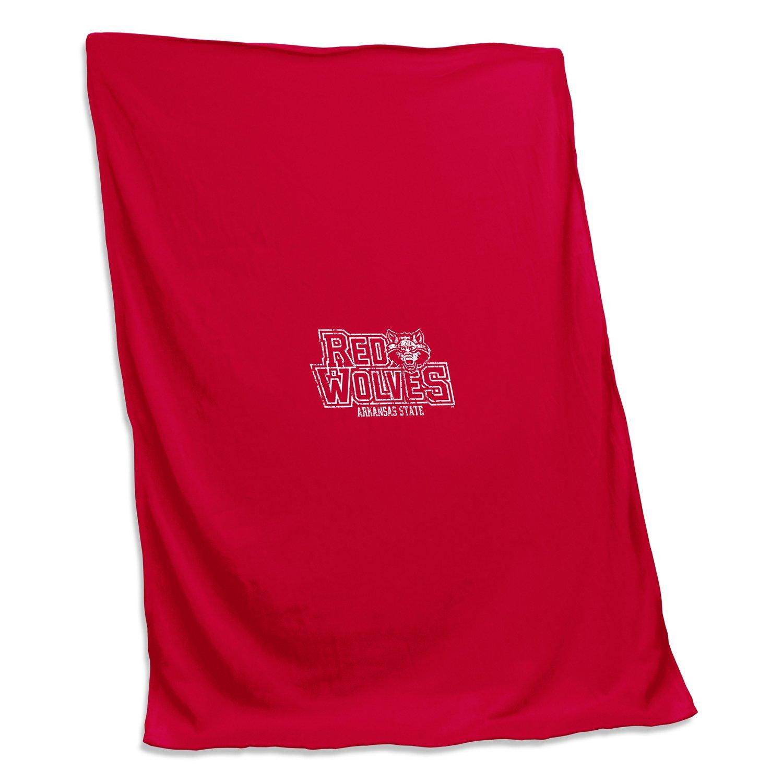 Logo™ Arkansas State University Sweatshirt Blanket