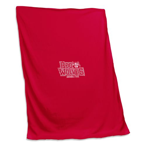Logo™ Arkansas State University Sweatshirt Blanket