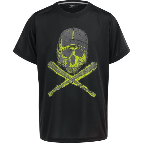 BCG™ Boys' Baseball Skull Short Sleeve T-shirt