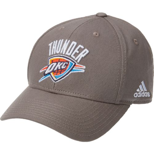 adidas™ Men's Oklahoma City Thunder Structured Adjustable Cap