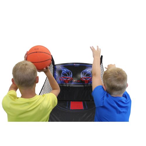 Atomic Jumpball Shootout Electronic Basketball Game - view number 3