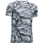 Under Armour Boys' Printed Hybrid T-shirt - view number 1
