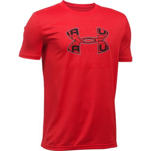 Display product reviews for Under Armour Boys' Infusion Logo T-shirt
