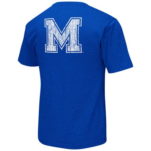Colosseum Athletics™ Men's University of Memphis Banya Pocket T-shirt - view number 2
