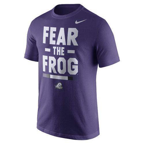 Nike Men's Texas Christian University Local Verbiage T-shirt - view number 1