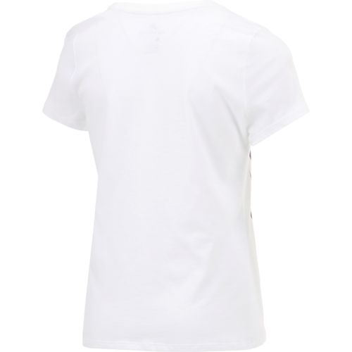 Nike Girls' Sportswear Just Do It T-shirt - view number 2