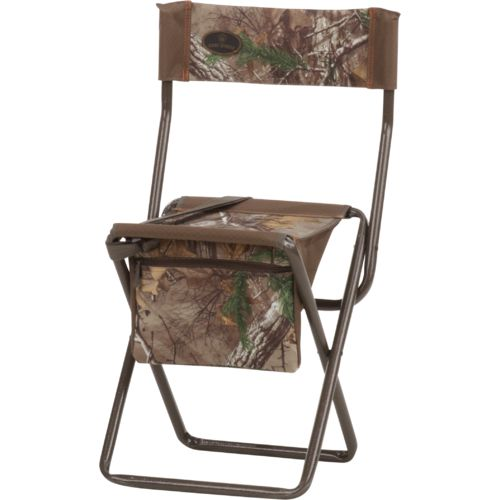 Game Winner® Realtree Xtra® Stool with Back - view number 2