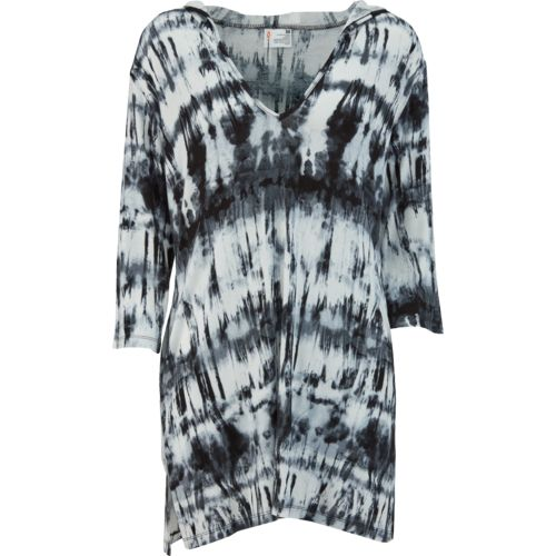 O'Rageous Women's Hooded Tunic Cover-Up