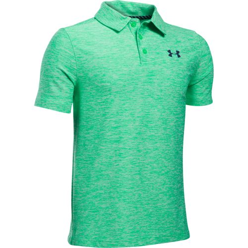 Display product reviews for Under Armour Boys' Performance Blocked Golf Polo Shirt
