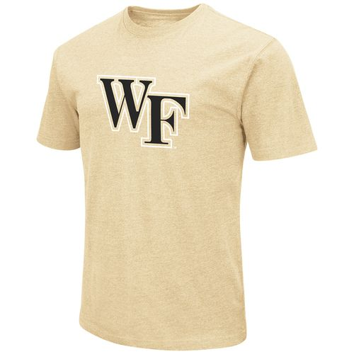 Colosseum Athletics Men's Wake Forest University Logo T-shirt - view number 1