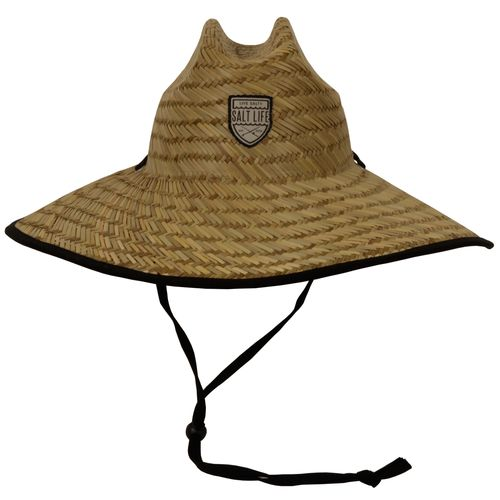 Salt Life Men's Beach Day Straw Sun Hat