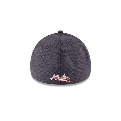 New Era Men's Atlanta Braves MLB17 Diamond Era 39THIRTY Cap - view number 2