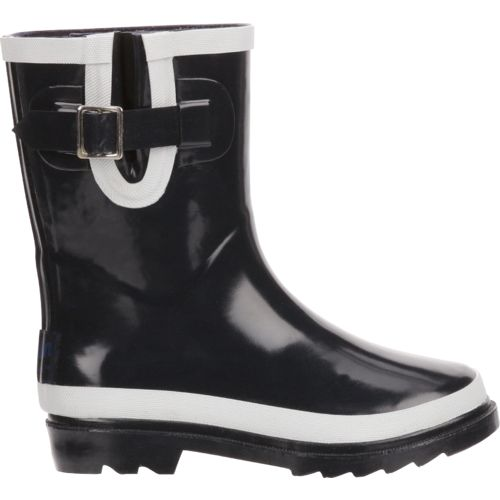 Austin Trading Co. Boys' Solid Rubber Boots