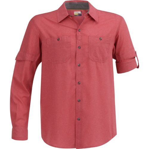 Display product reviews for Magellan Outdoors Men's Caprock Long Sleeve Shirt