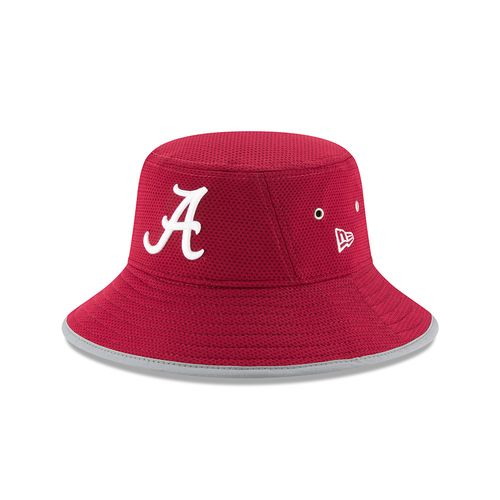 New Era Men's University of Alabama Team Training Bucket Hat