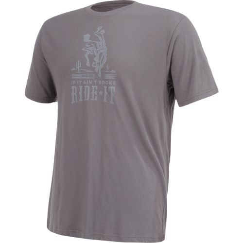 YETI Men's If It Ain't Broke Short Sleeve T-shirt - view number 3