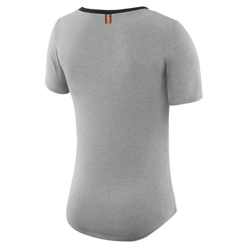 Nike™ Women's Oklahoma State University Dry Strike Slub T-shirt - view number 2