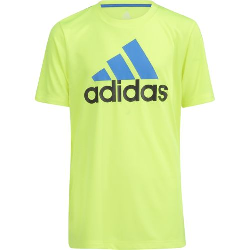 adidas Boys' climalite Graphic T-shirt - view number 1