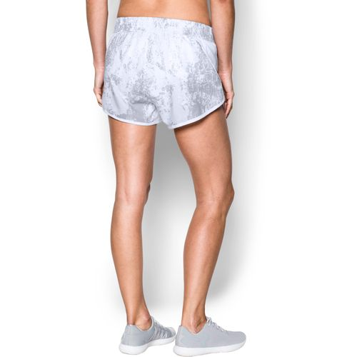 Under Armour Women's Printed Tulip Running Short - view number 4
