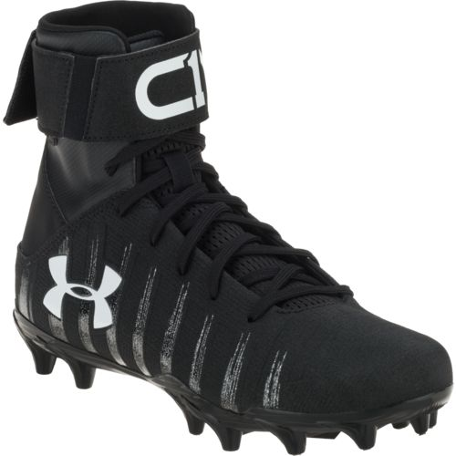 Under Armour Boys' C1N MC JR Football Cleats - view number 2