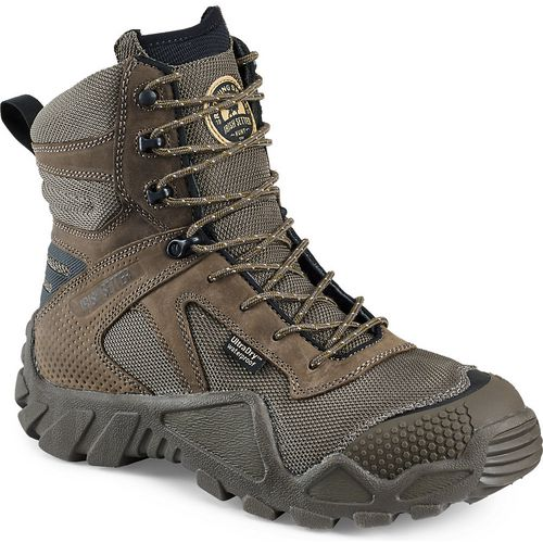 Display product reviews for Irish Setter Men's 8 in Vaprtrek Hunting Boots