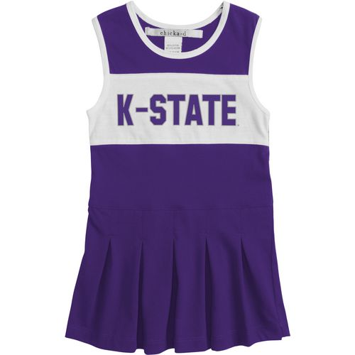 Chicka-d Girls' Kansas State University Cheerleader Dress