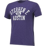 Colosseum Athletics Men's Stephen F. Austin State University Vintage T-shirt - view number 3