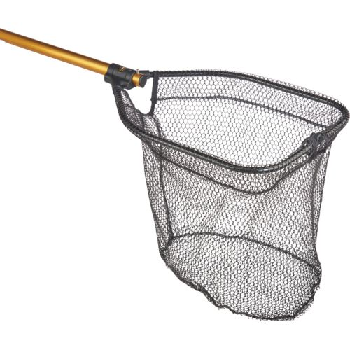 Frabill Power Stow 14 in x 18 in Tangle-Free Micromesh Telescoping Fish Net - view number 3