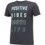 Big Bend Outfitters Men's Positive Vibes Short Sleeve T-shirt - view number 3