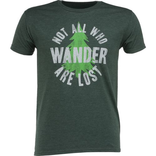 Big Bend Outfitters Men's Not All Who Wander T-shirt - view number 1
