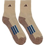 adidas Men's climalite X II Mid Crew Socks 2 Pack - view number 1
