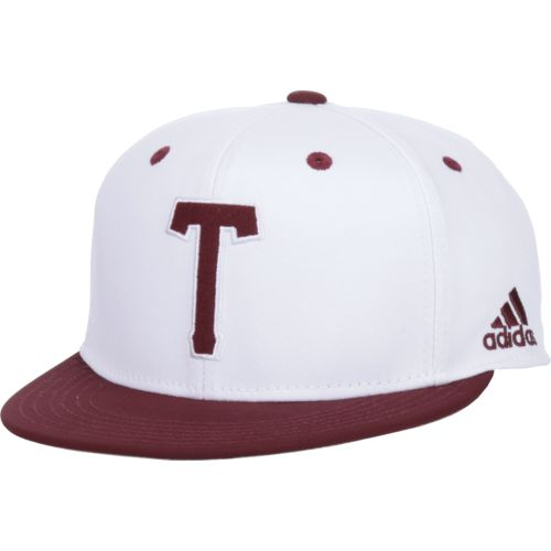 adidas Men's Texas A&M University Retro Baseball Flexfit Cap - view number 2