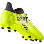adidas Men's X 17.3 FG Soccer Cleats - view number 1