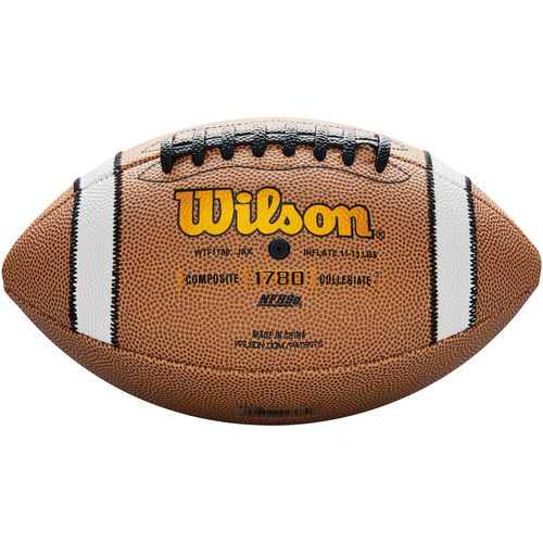 Wilson GST Composite Football - view number 2