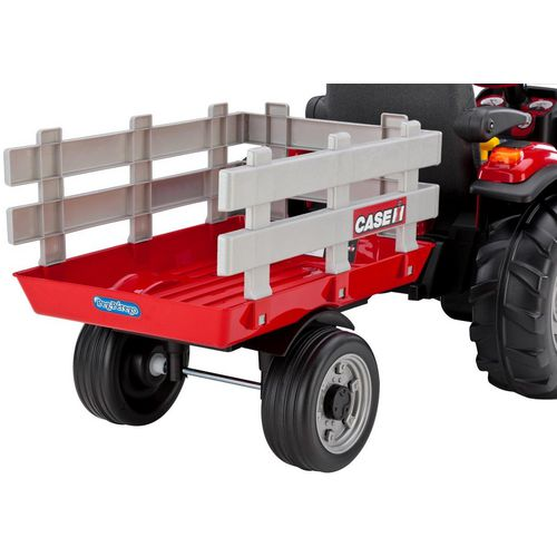 Peg Perego Case IH Magnum Tractor 12 V Ride-On Vehicle - view number 2