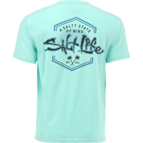 Salt Life Men's Salty State of Mind Short Sleeve T-shirt