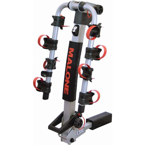 Malone Auto Racks Hanger HM4 4-Bike Hitch Carrier