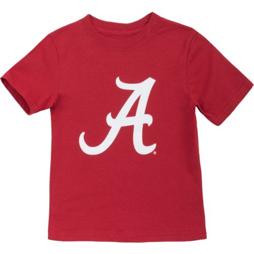 Gen2 Toddlers' University of Alabama Primary Logo Short Sleeve T-shirt