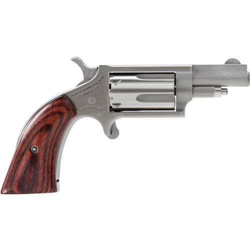 North American Arms Boot Style Grip .22 WMR Revolver