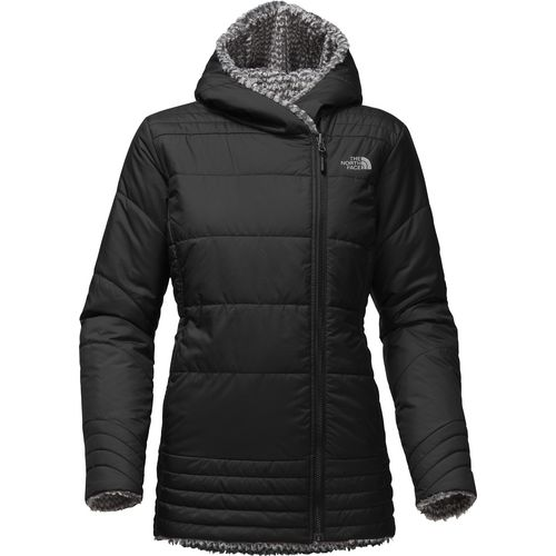 The North Face Women's Mossbud Swirl Reversible Parka