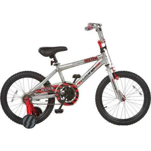 Display product reviews for Ozone 500 Boys' 18 in Molten Bike